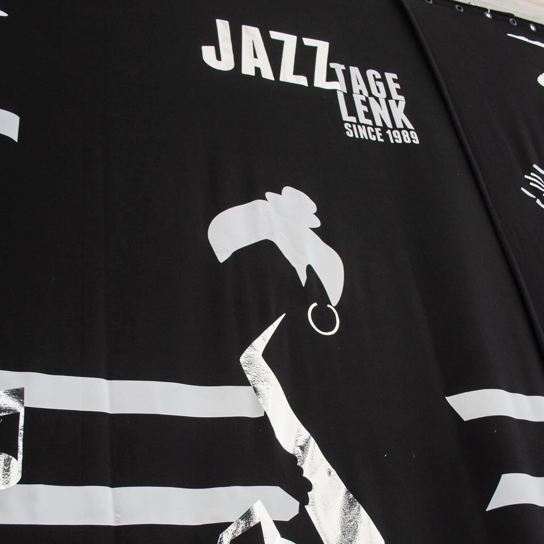 jazz lenk mit saxophonspielerin