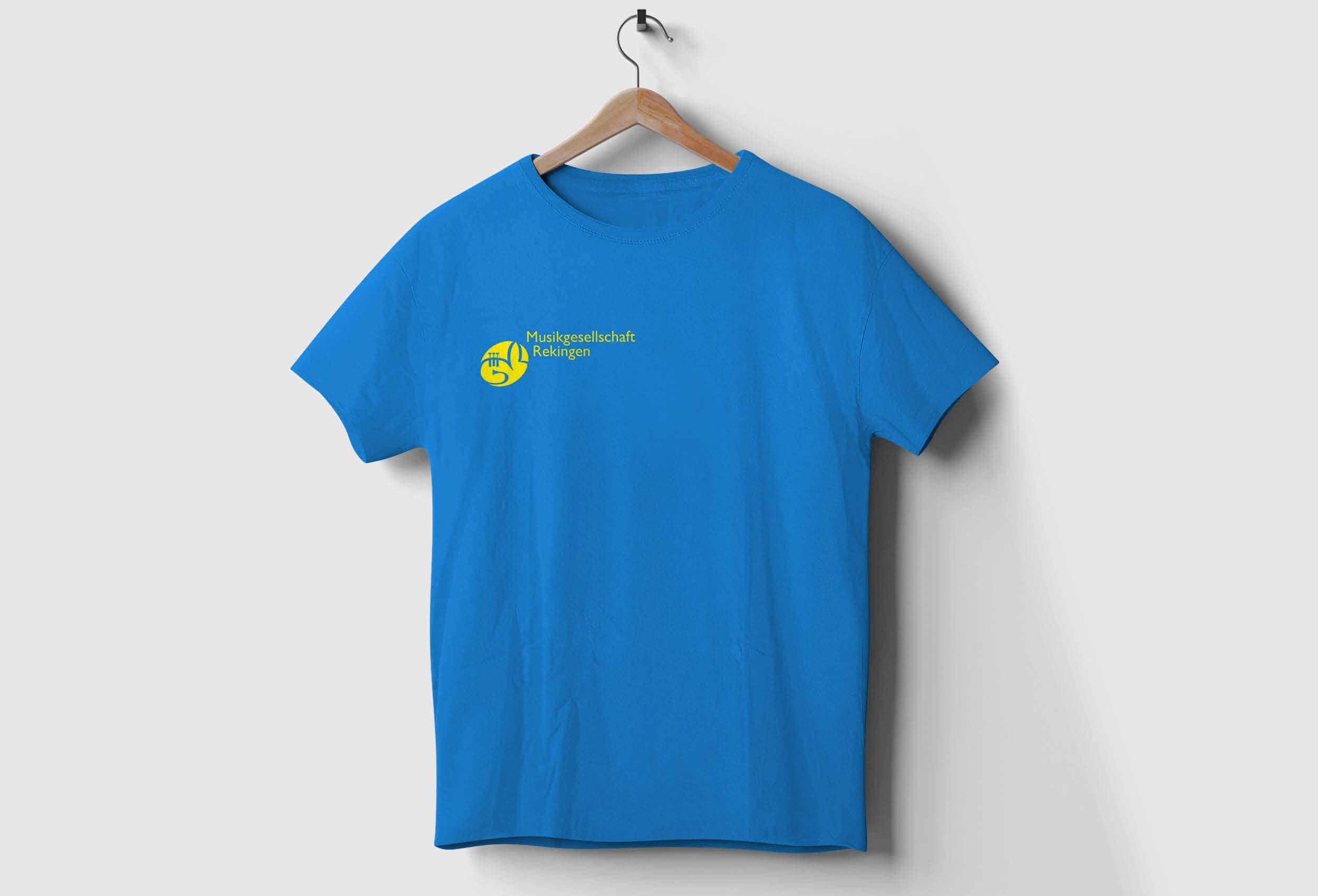 T-shirt Musikgesellschaft Rekingen